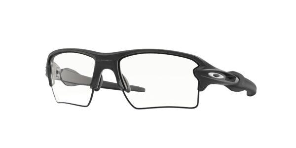 Oakley Flak 2.0 XL - PPE - Matte Black - Clear - OO9188-9859 - 888392388124