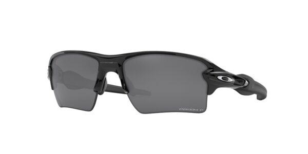 Oakley Flak 2.0 XL - Polished Black - Prizm Black Polarized - OO9188-7259 - 888392279958