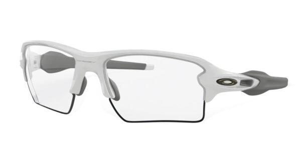 Oakley Flak 2.0 XL - Polished White - Clear - OO9188-G459 - 888392555397