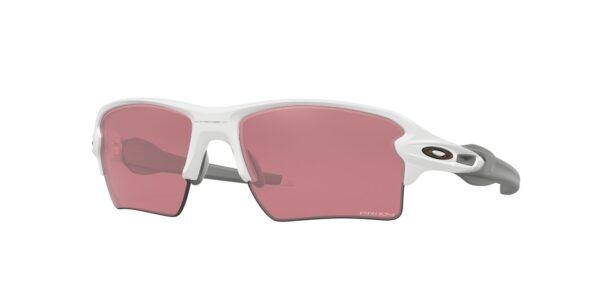 Oakley- Flak 2.0 XL - Polished White - Prizm Dark Golf - OO9188-B159 - 888392457707