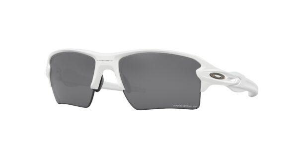 Oakley Flak 2.0 XL - Polished White / White - Prizm Black Polarized - OO9188-7659 - 888392294135