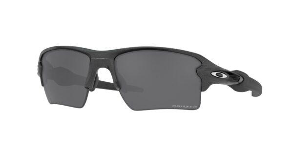 Oakley Flak 2.0 XL - Steel - Prizm Black Polarized - OO9188-F859 - 888392498410