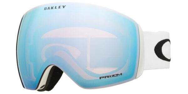 Oakley Flight Deck XL - Matte White - Prizm Snow Sapphire - OO7050-91 - 888392469441