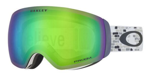 Oakley Flight Deck XM - Lindsey Vonn Signature - Brick Wall - Prizm Snow Jade - OO7064-71 - 888392329189