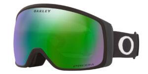 Oakley Flight Tracker MX - Matte Black - Prizm Snow Jade - OO7105-23 - 888392468840