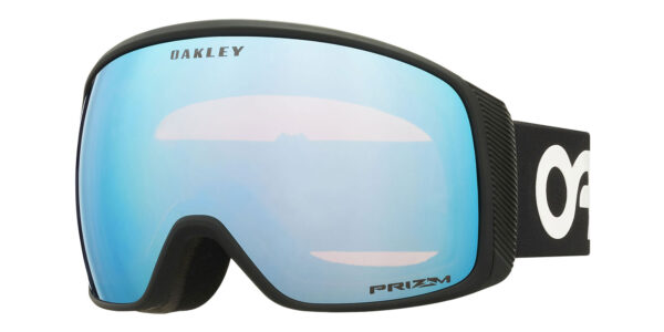 Oakley Flight Tracker XL - Factory Pilot Black - Prizm Snow Sapphire - OO7104-08 - 888392459275