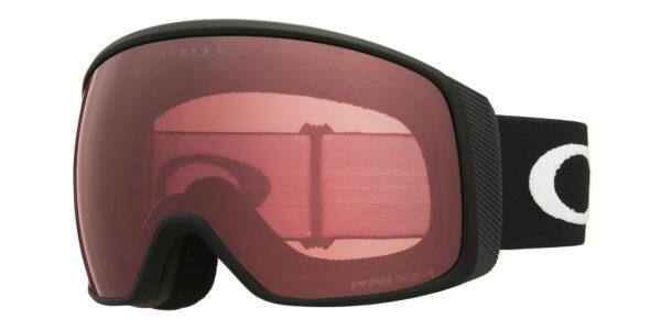 Oakley Flight Tracker XL - Matte Black - Prizm Snow Dark Grey - OO7104-23 - 888392468772