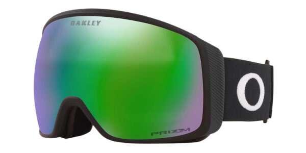 Oakley Flight Tracker XL - Matte Black - Prizm Snow Jade - OO7104-22 - 888392468765