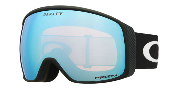 Oakley Flight Tracker XL - Matte Black - Prizm Snow Sapphire - OO7104-06 - 888392459251