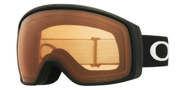 Oakley Flight Tracker XM - Matte Black - Prizm Snow Persimmon - OO7105-03 - 888392459978