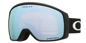 Oakley Flight Tracker XM - Matte Black - Prizm Snow Sapphire - OO7105-05 - 888392459992