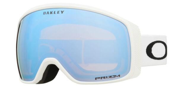 Oakley Flight Tracker XM - Matte White - Prizm Snow Sapphire - OO7105-27 - 888392468888