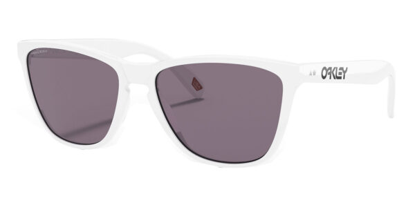 Oakley Frogskins - 35th Anniversary - Polished White - Prizm Grey - OO9444-0157 - 888392464897
