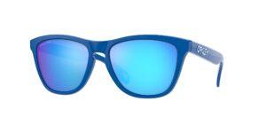 Oakley Frogskins - Origins - Sapphire - Prizm Sapphire - OO9013-J455 - 888392499417