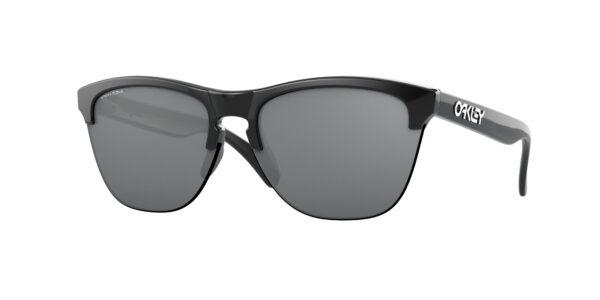 Oakley Frogskins Lite - Polished Black - Prizm Black - OO9374-1063 - 888392390370