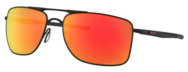 Oakley Gauge 8 L - Matte Black - Prizm Ruby - OO4124-1362 - 888392394569