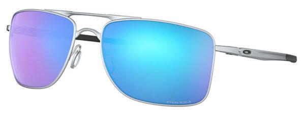 Oakley Gauge 8 L - Matte Lead - Prizm Sapphire - OO4124-1062 - 888392391360