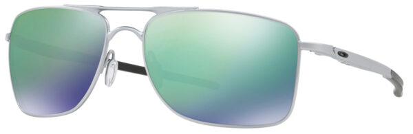 Oakley Gauge 8 M - Matte Lead - Jade Iridium - OO4124-0457 - 888392271266
