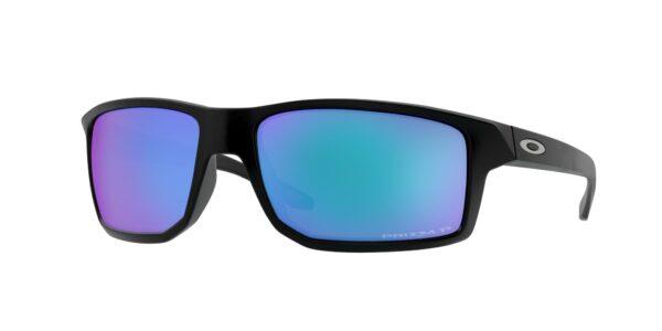 Oakley Gibston - Matte Black - Prizm Sapphire Polarized - OO9449-1260 - 888392498472