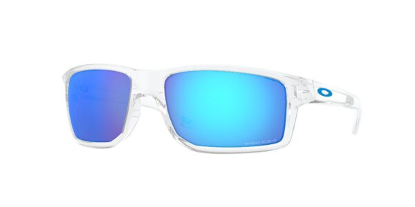 Oakley Gibston - Polished Clear - Prizm Sapphire - OO9449-0460 - 888392454997