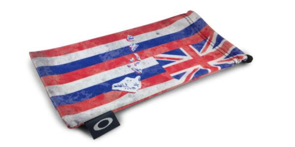 Oakley Hawaii Flag Microbag - 100-977-001 - 888392153074