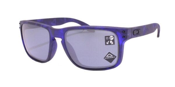 Oakley Holbrook - IH - Transluscent Purple Shadow Camo - Prizm Black - OO9102-0455 - 888392489432