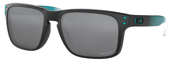 Oakley Holbrook - Ignite Arctic Fade - Prizm Black Polarized - OO9102-K155 - 888392459756