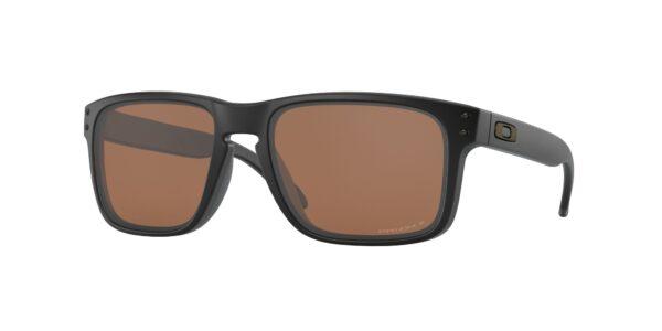 Oakley Holbrook - Matte Black - Prizm Tungsten Polarized - OO9102-D755 - 888392260512