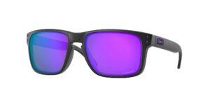 Oakley Holbrook - Matte Black - Prizm Violet - OO9102-K655 - 888392471604