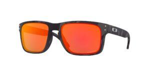 Oakley Holbrook - Matte Black Camo - Prizm Ruby - OO9102-E955 - 888392326911