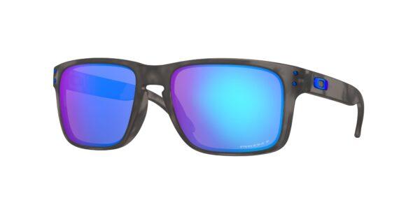 Oakley Holbrook - Matte Black Tortoise - Prizm Sapphire Polarized - OO9102-G755 - 888392356994