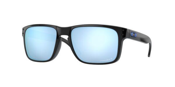 Oakley Holbrook - Polished Black - Prizm Deep Water Polarized - OO9102-C1 - 888392238931