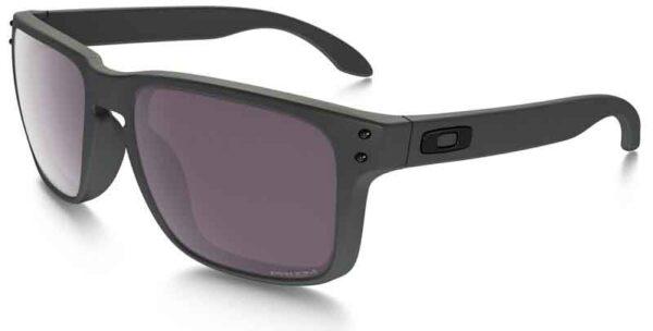 Oakley Holbrook - Steel - Prizm Daily Polarized - OO9102-B5 - 888392214621