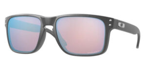 Oakley Holbrook - Steel - Prizm Snow Sapphire - OO9102-U255 - 888392563651