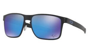 Oakley Holbrook Metal - MotoGP - Matte Black - Prizm Sapphire - OO4123-1055 - 888392320100