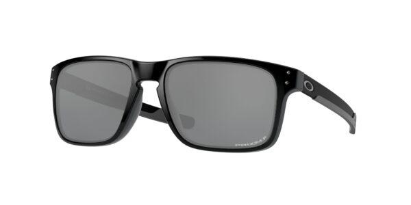 Oakley Holbrook Mix - Polished Black - Prizm Black Polarized - OO9384-0657 - 888392294869