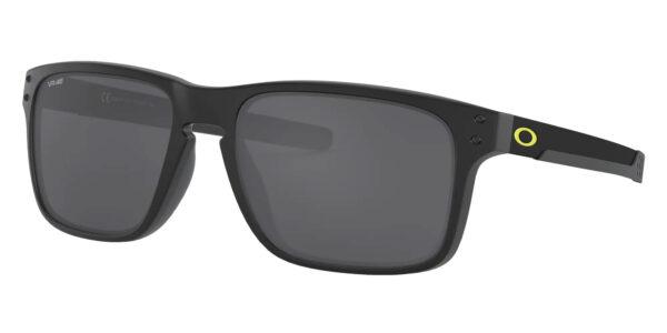 Oakley Holbrook Mix - VR46 - Matte Black - Prizm Black Polarized - OO9384-1457 - 888392388780