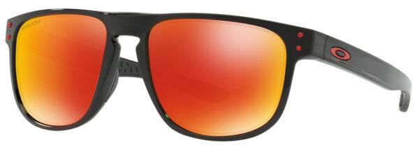 Oakley Holbrook R - Polished Black - Prizm Ruby Polarized - OO9377-0755 - 888392294364