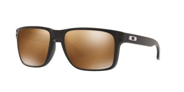 Oakley Holbrook XL - Matte Black - Prizm Tungsten Polarized - OO9417-2459 - 888392530646