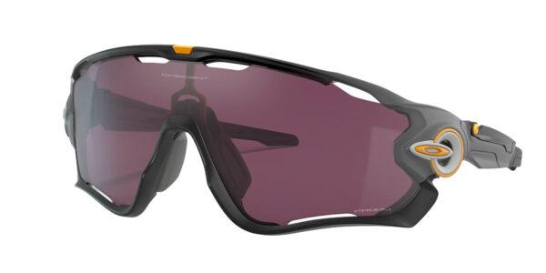 Oakley Jawbreaker - Matte Black Dark Grey Fade - PrizmRoadBlack - OO9290-6331 - 888392554338