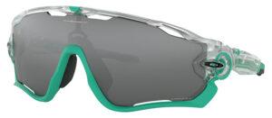 Oakley Jawbreaker - Crystal Pop - Matte Clear - Prizm Black - OO9290-3831 - 888392388322