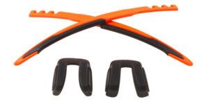 Oakley Jawbreaker Sock Kit - Orange / Black - 101-652-006 - 888392155009