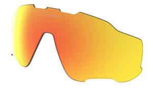 Oakley Jawbreaker Lens - Fire Iridium Polarized - 101-352-007 - 888392126627
