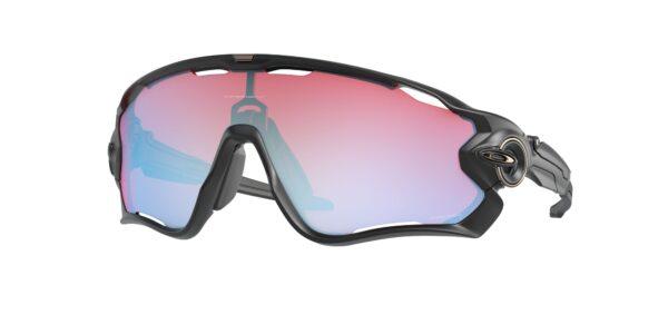 Oakley Jawbreaker - Matte Black - Prizm Snow Sapphire - OO9290-5331 - 888392459848
