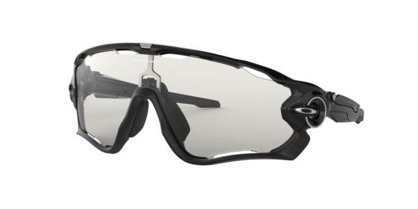 Oakley Jawbreaker - Polished Black - Clear Black Iridium Photochromic - OO9290-14 - 888392143587
