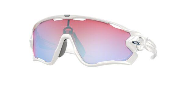 Oakley Jawbreaker - Polished White - Prizm Snow Sapphire - OO9290-2131 - 888392243805