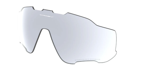 Oakley Jawbreaker Replacement Lens - Clear Black Iridium Photochromic - 101-111-028 - 888392337252