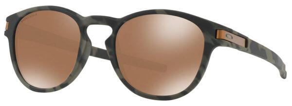 Oakley Latch - OliveCamo - Prizm Tungsten - OO9265-3153 - 888392297136