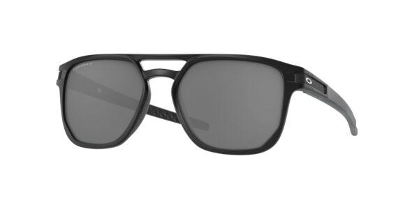 Oakley Latch Beta - Matte Black - Prizm Black Polarized - OO9436-0554 - 888392377012