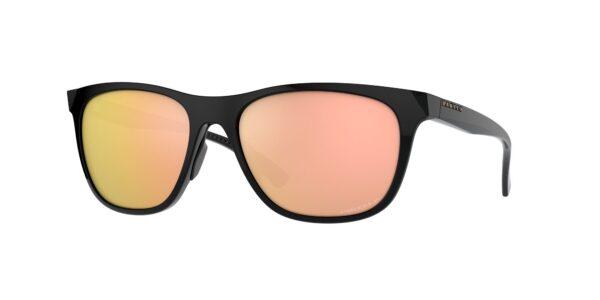 Oakley Leadline - Polished Black - Prizm Rose Gold Polarized - OO9473-0256 - 888392555076